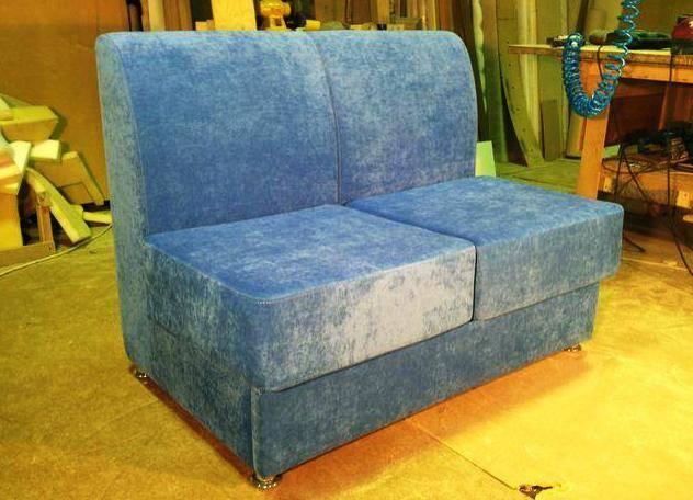 Чертежи и схемы дивана-еврокнижки своими руками