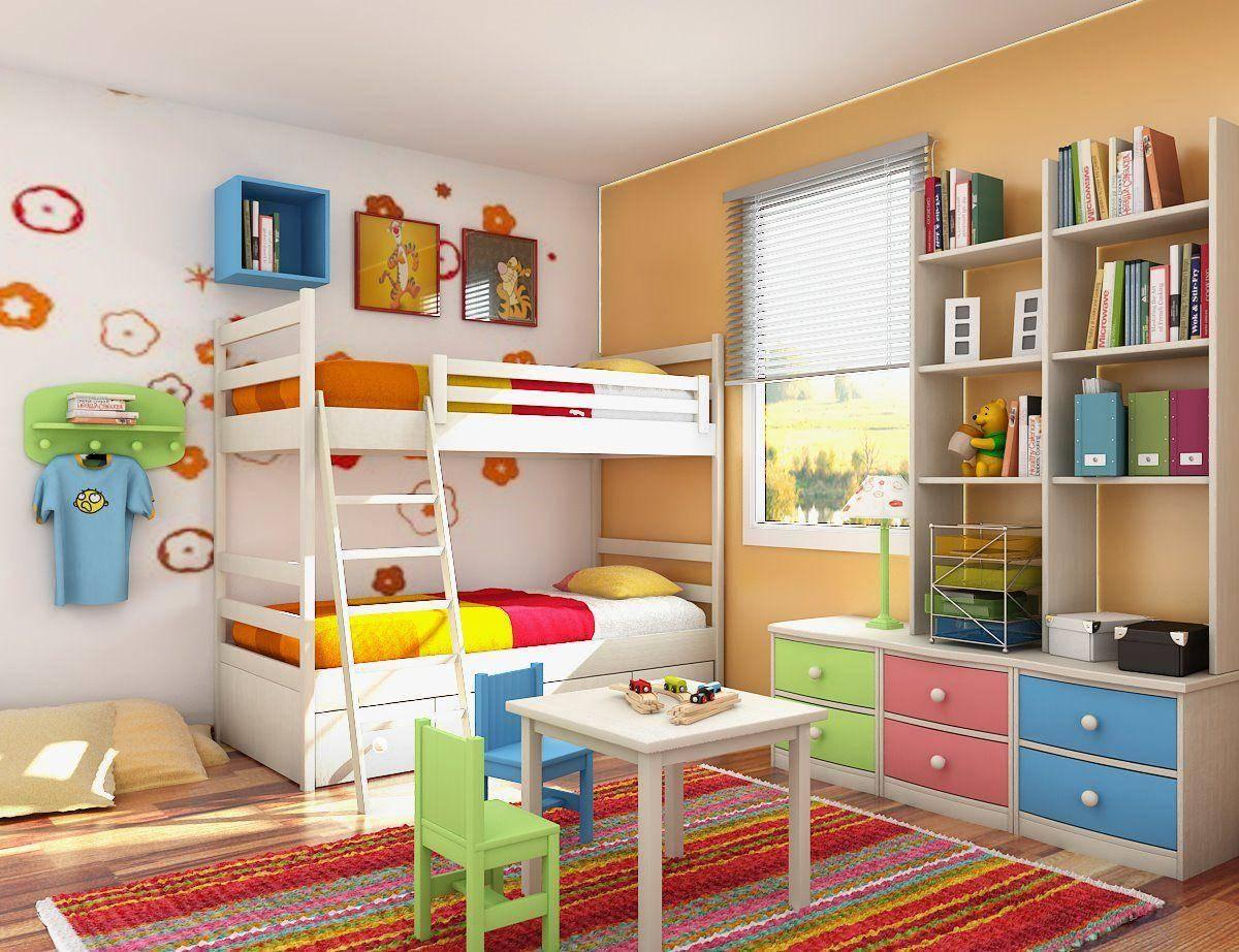 Дизайн детской (50+ фото)