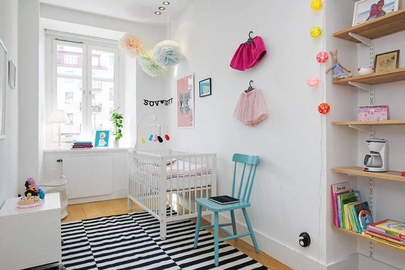 Дизайнерские секреты и приемы оформления детской комнаты