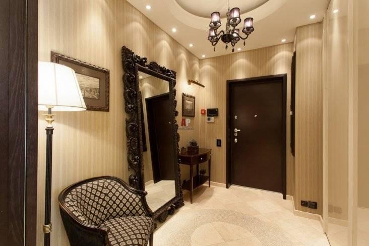 Зеркальные шкафы для прихожей в современном интерьере