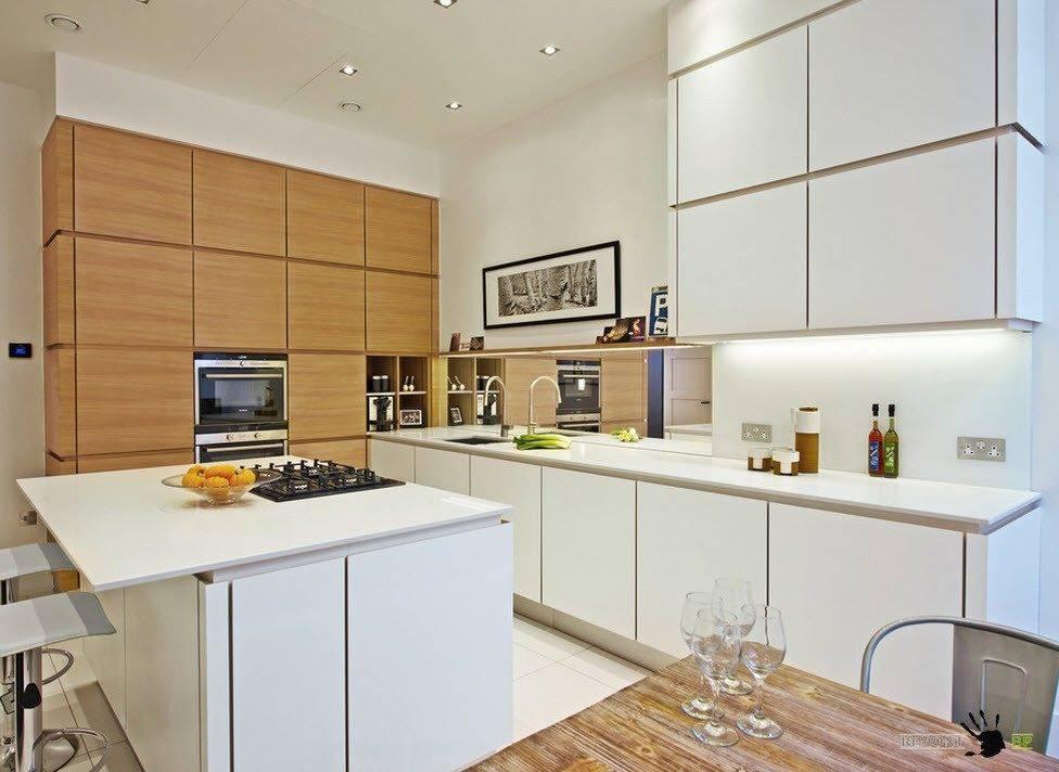 Кухня с островом: дизайн и фото интерьеров с кухонным островом