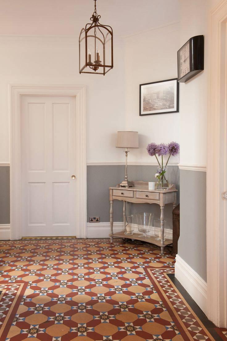 Плитка в прихожей – лучшие тенденции украшений и сочетаний для пола и стен (95 фото)