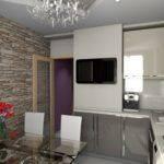 Вентиляционный короб на кухне: главное о его формах и декоре