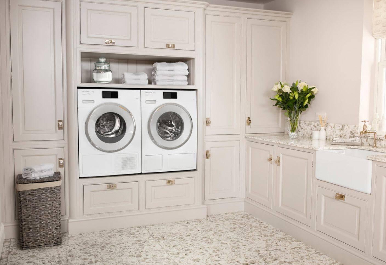 Дизайн ванной комнаты со стиральной машиной +50 фото идей - «интерьер ванной» » «дизайна интерьера»
