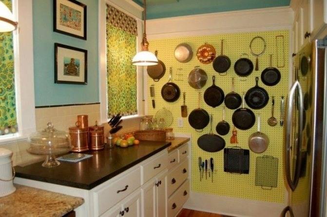 Поделки для декора кухни: идеи своими руками из ненужных вещей, включая шитье - интересные решения для стен
