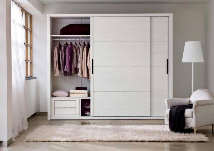 Стильные модели шкафов в спальню: лучшие идеи 2020 года