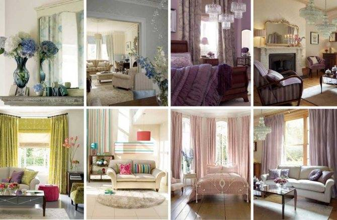 Дизайн, текстиль в интерьере