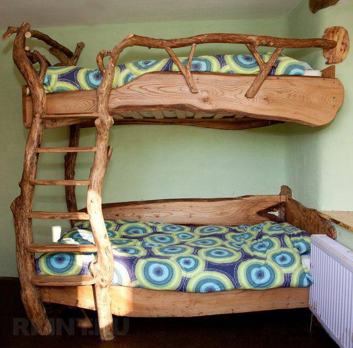 Декор детской кроватки своими руками - фото примеров