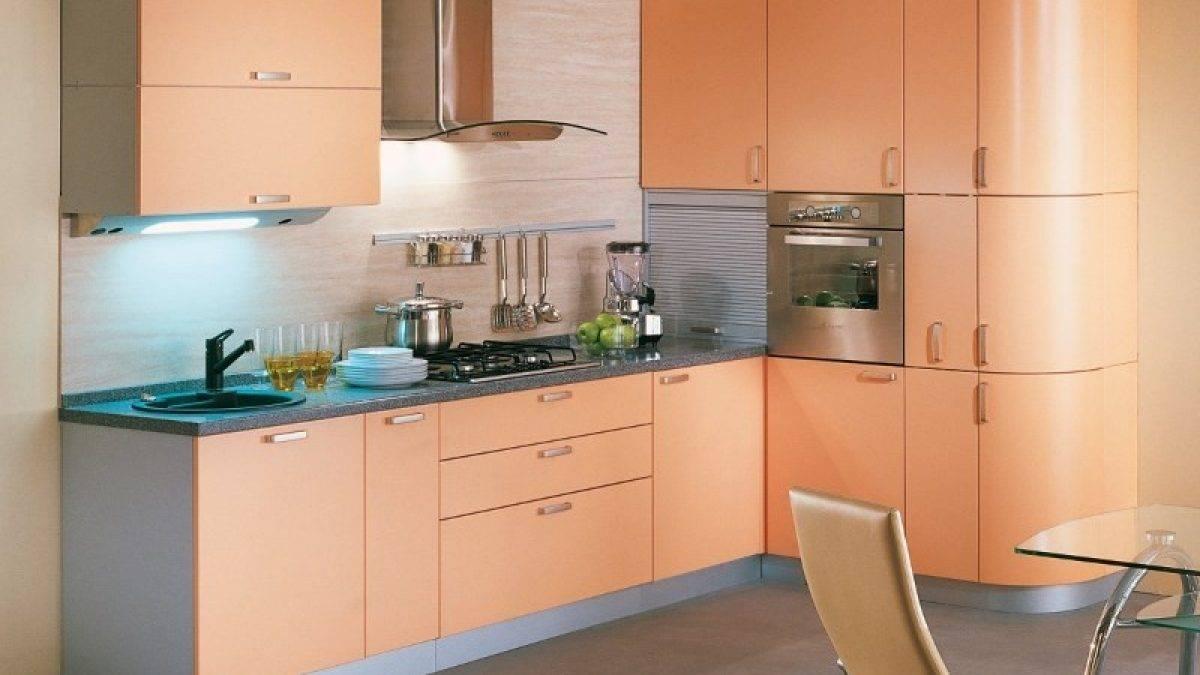Сочетание персикового цвета в интерьере с другими цветами