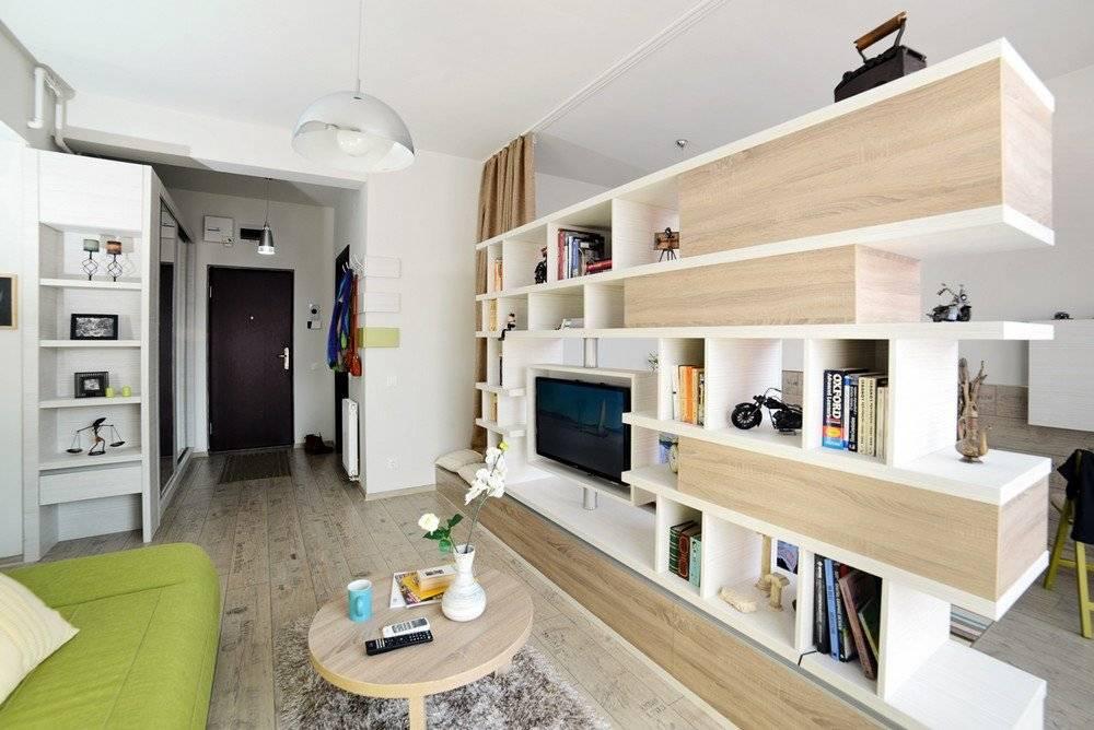 Houzz тур: минимализм на все случаи жизни в квартире холостяка