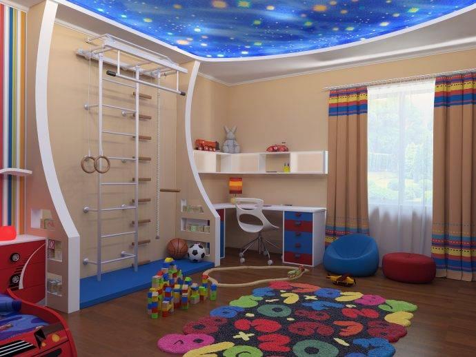 30 вдохновляющих дизайн-проектов детской