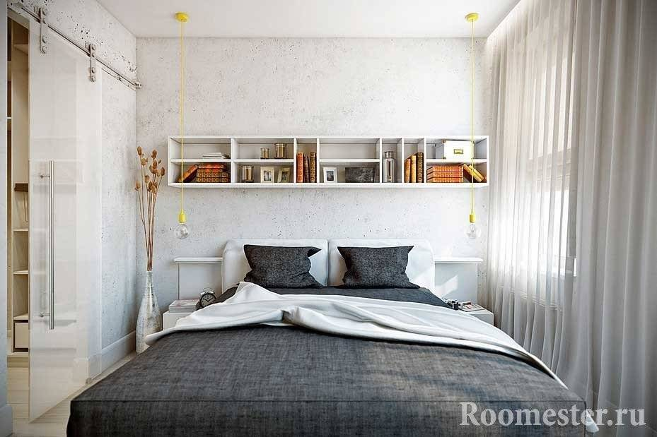 Оформление спальни в стиле неокласика: 4 фото-идеи