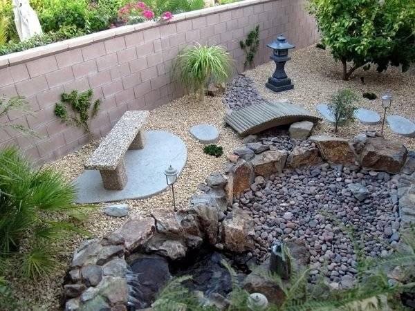 Камни для сада - как подобрать правильно декоративные камли для сада и участка (160 фото)