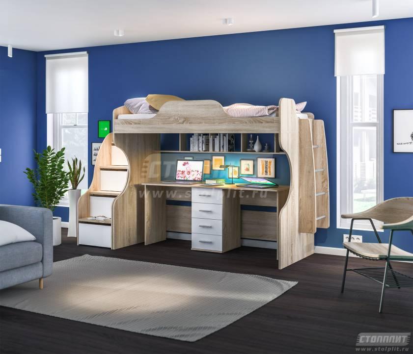 Детская кровать-шкаф (58 фото): откидная, встроенная горизонтальная и вертикальная модель для двоих детей, отзывы
