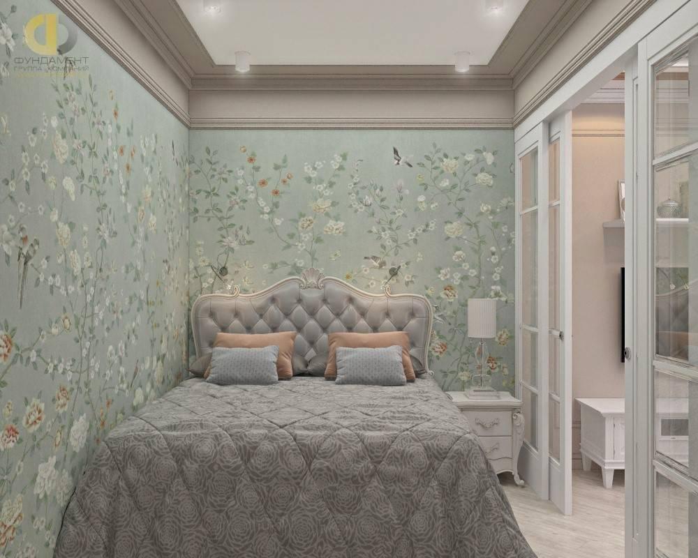 Дизайн интерьера детской комнаты в бирюзовом цвете