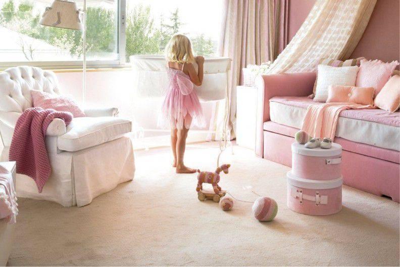 Советы по выбору коврового напольного покрытия для детской комнаты