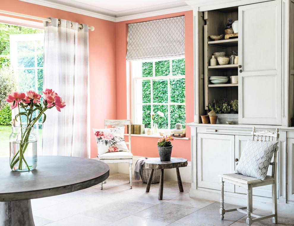 Сочетание персикового цвета в интерьере с другими цветами   remsovet.com