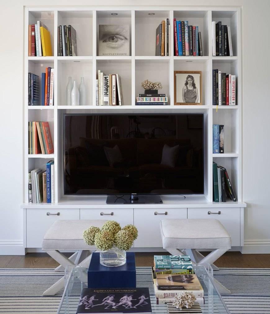 Стенка в гостиную: необычные идеи применения и стильные варианты оформления гостиных (135 фото + видео)