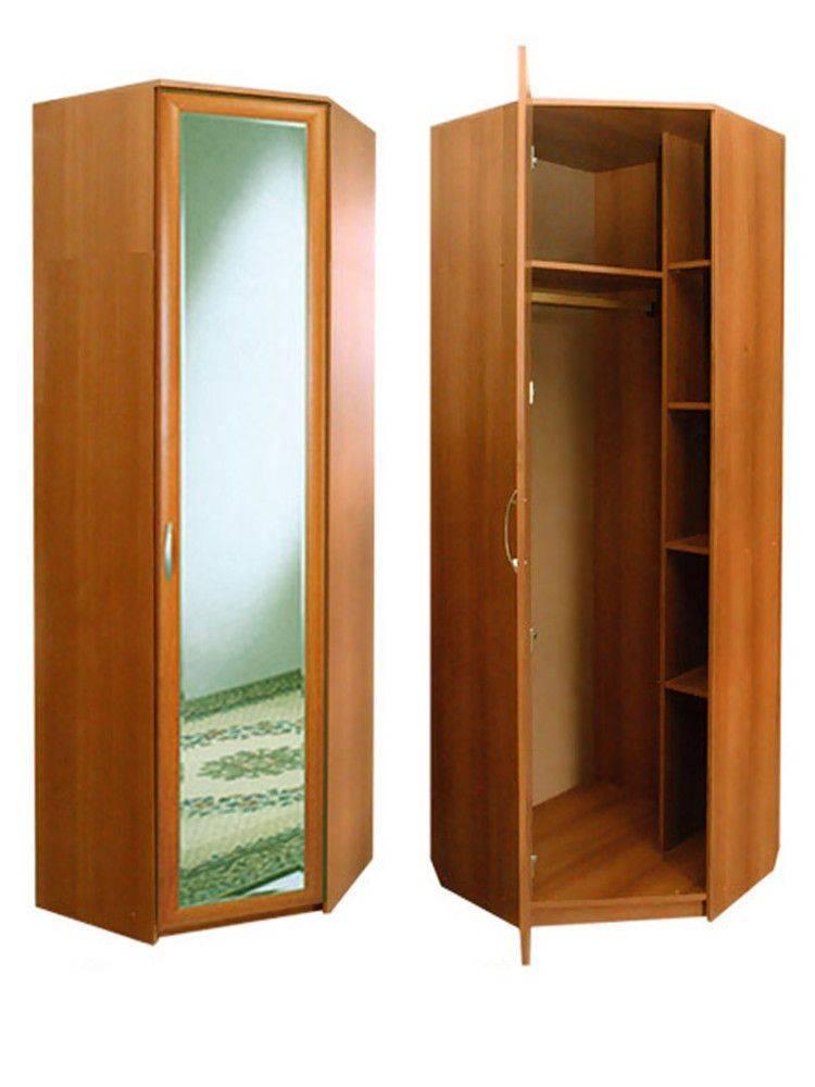 Угловой шкаф в прихожую (78 фото): идеи дизайна шкафов с зеркалом, узкие и модульные конструкции, небольшие размеры 40х40 и 50х50 см, современные радиусные модели в угол