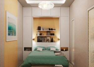 Спальня 9 кв. м. – 110 фото самых современных предложений и проектов уютных спален