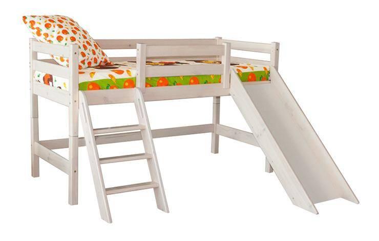 Двухъярусная кровать (76 фото): низкие двухэтажные модели со складной лестницей и комодом, детские конструкции со столом и шкафом, отзывы