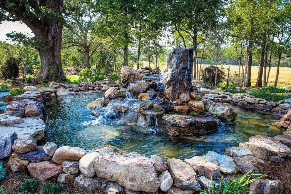 Домашние водопады (52 фото): декоративные виды для дома и квартиры. как сделать своими руками? настольные искусственные водопады, примеры в интерьере