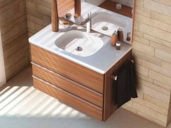 Расстояние между раковиной и зеркалом в ванне