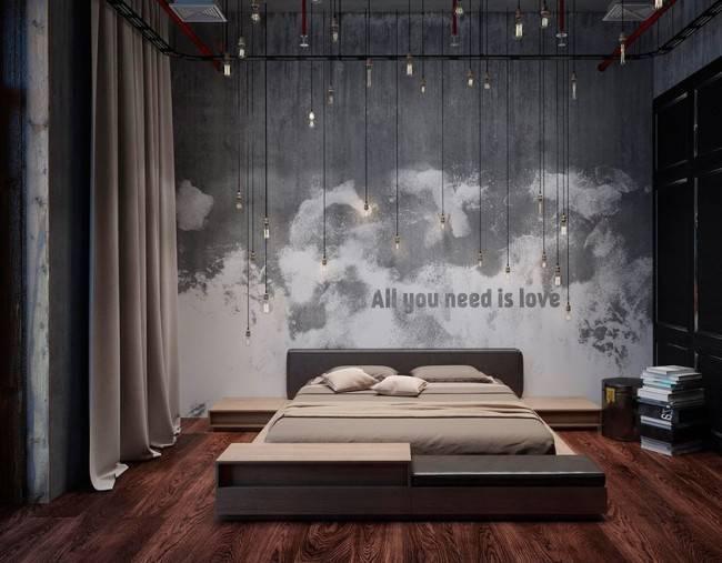 Дизайн спальни 17 кв. м. (74 фото): проекты интерьера прямоугольной комнаты и с балконом