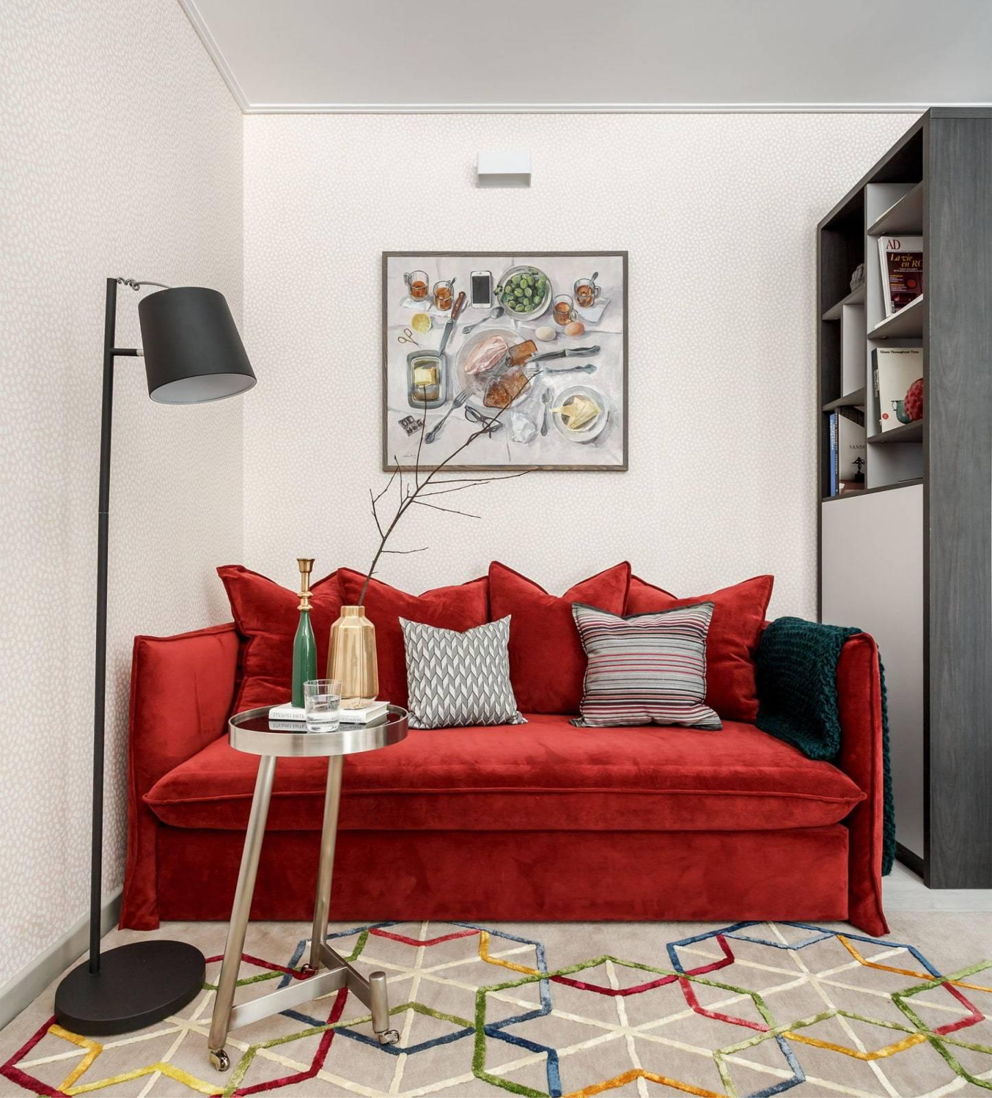 Как выбрать цвет обивки дивана