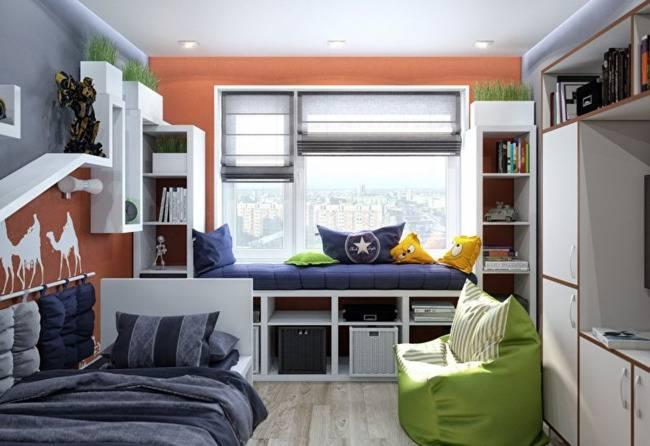 Как расставить мебель в комнате: спальня, детская, гостиная (зал), кухня - фото