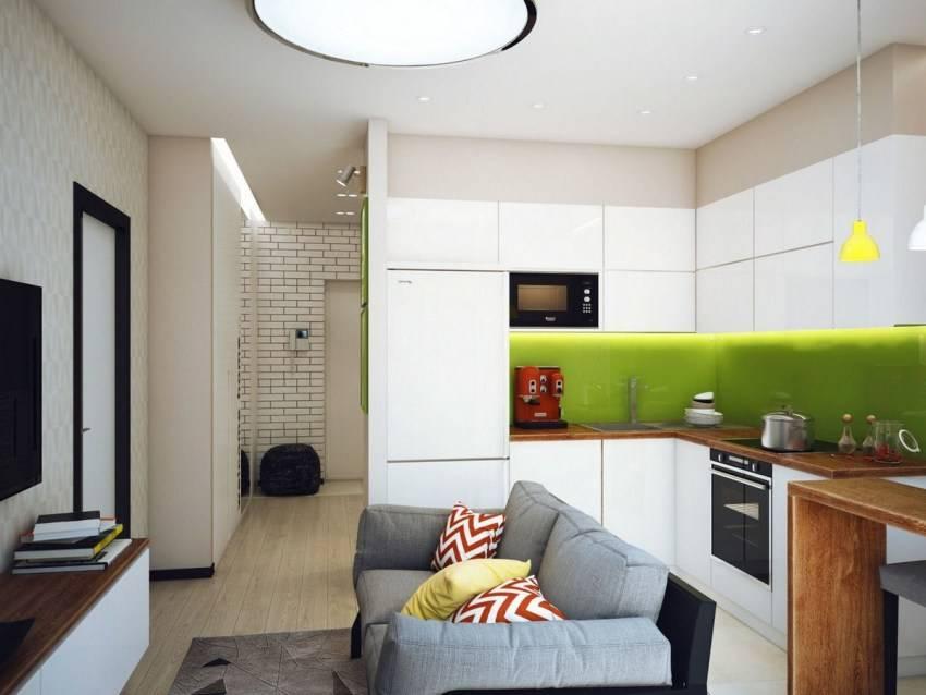 Диван на кухню со спальным местом - 100 фото идей в интерьере