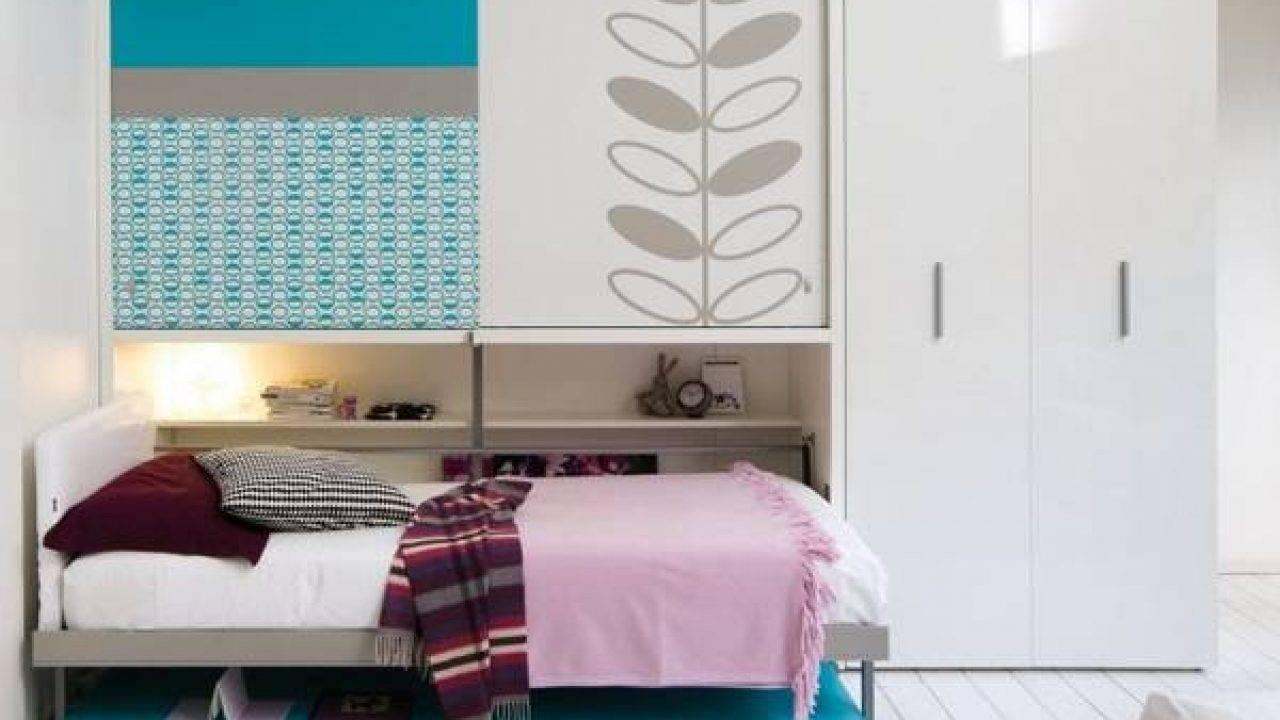 Разновидности встроенных в шкаф кроватей, особенности выбора и монтажа