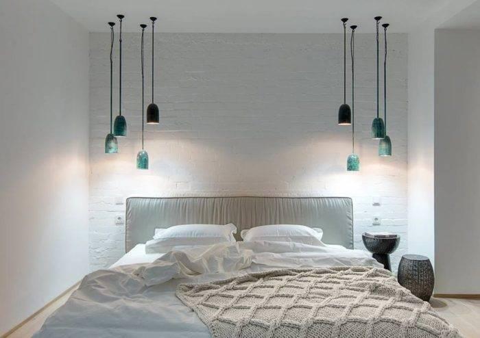Интерьер маленькой спальни 7 кв м фото и описание