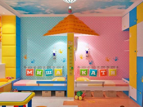 Детская 20 кв. м. — 100 фото реальных примеров планировки комнаты для девочек и мальчиков