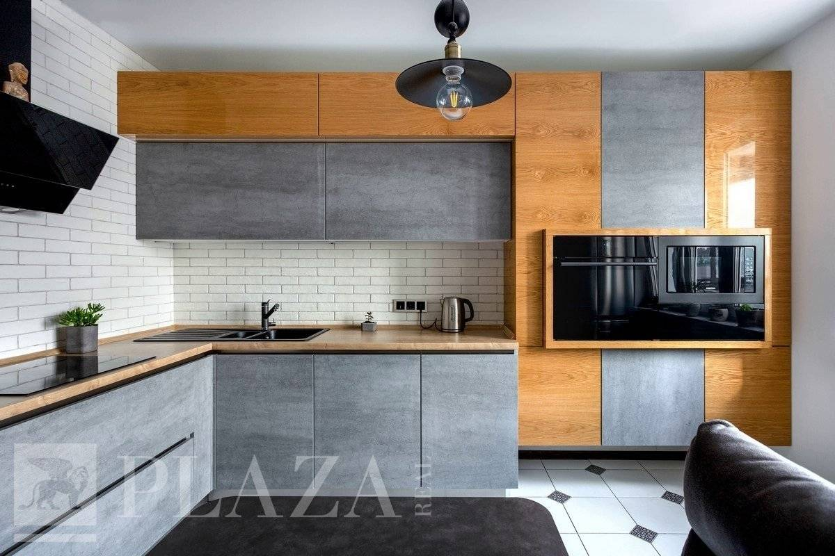 Перегородка между кухней и гостиной: виды, материалы, формы, оригинальные идеи, дизайн