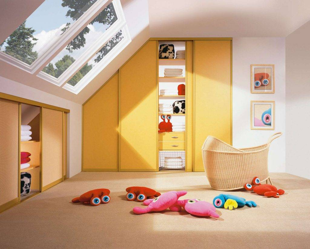 Шкаф-купе в детскую, особенности, классификация и цвета мебели