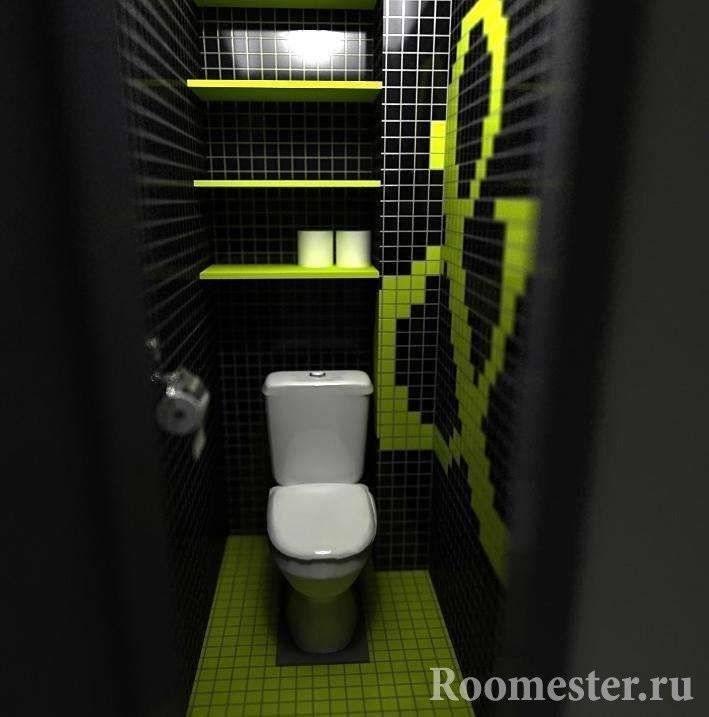 Дизайн совмещенного санузла: идеи и советы (80 фото)