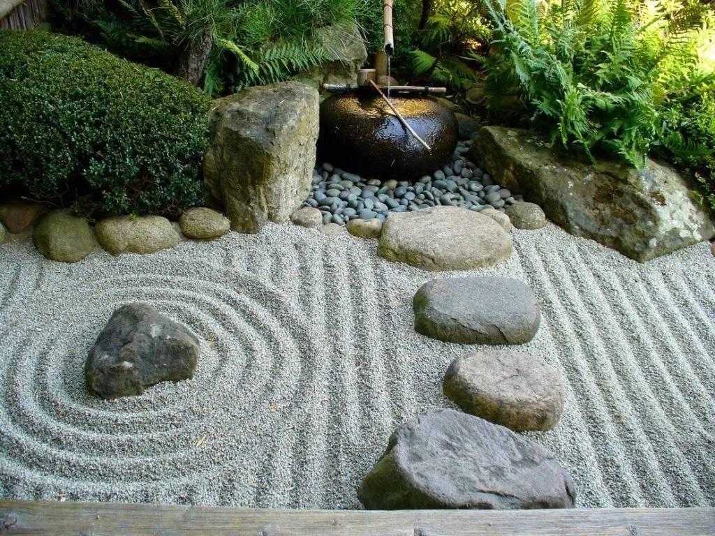 Японский сад: фото красивых композиций, идеи дизайна и оформления
