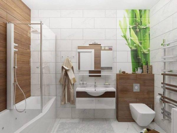 Душевая кабина с ванной (80 фото): примеры в одном боксе с ванной, модели 170х70, 170х90 см и других размеров