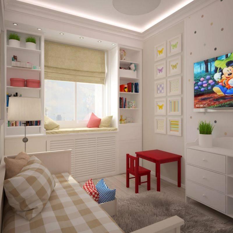 Детская 20 кв. м.: 110 фото проектирования и организации пространства детской