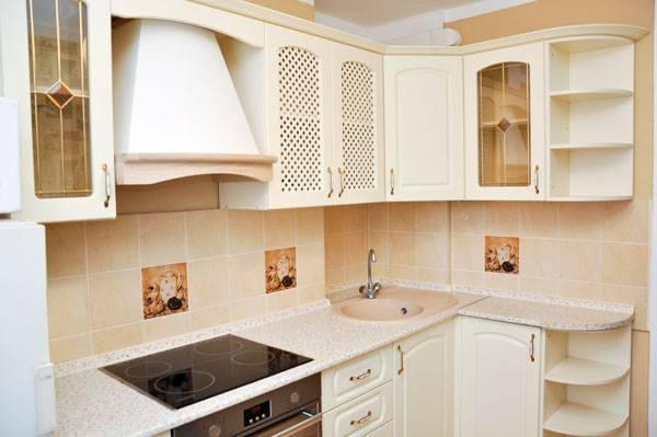 Дизайн кухни 3 на 3 метра — фото примеров оформления интерьера