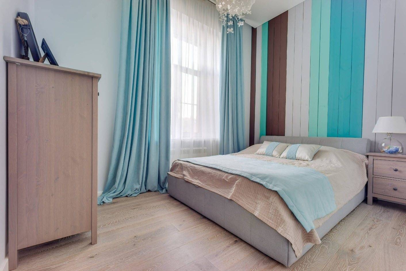 Дизайн большой спальни (48 фото): интерьер квартиры размером 40 кв. метров, нюансы обустройства комнаты площадью 25 и 30 кв. м