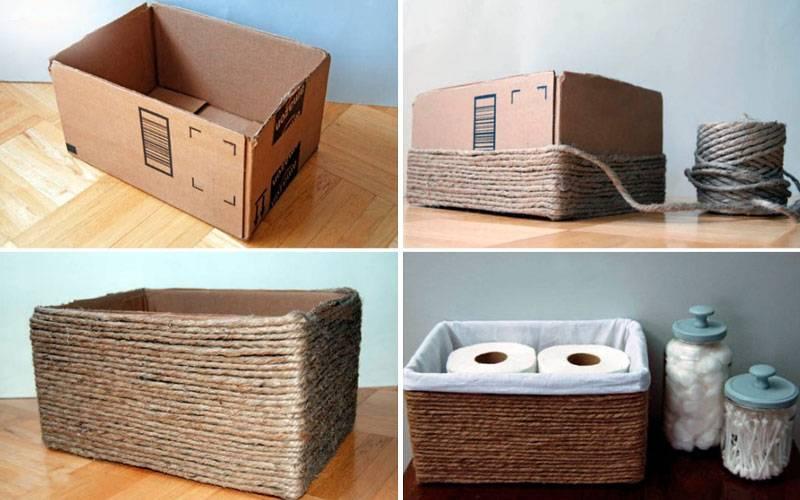 Поделки из коробок: 110 фото лучших идей которые можно сделать своими руками