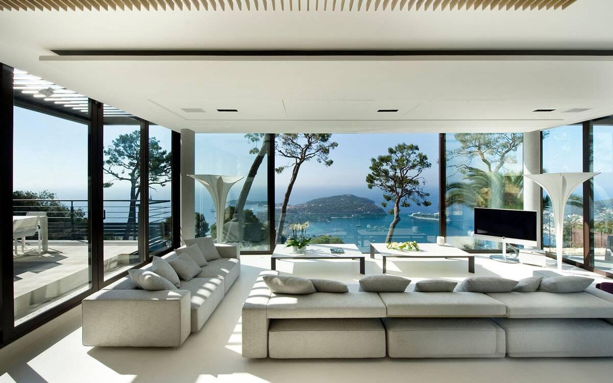 Гостиная в стиле минимализм: идеи для интерьера и как сделать красивый дизайн