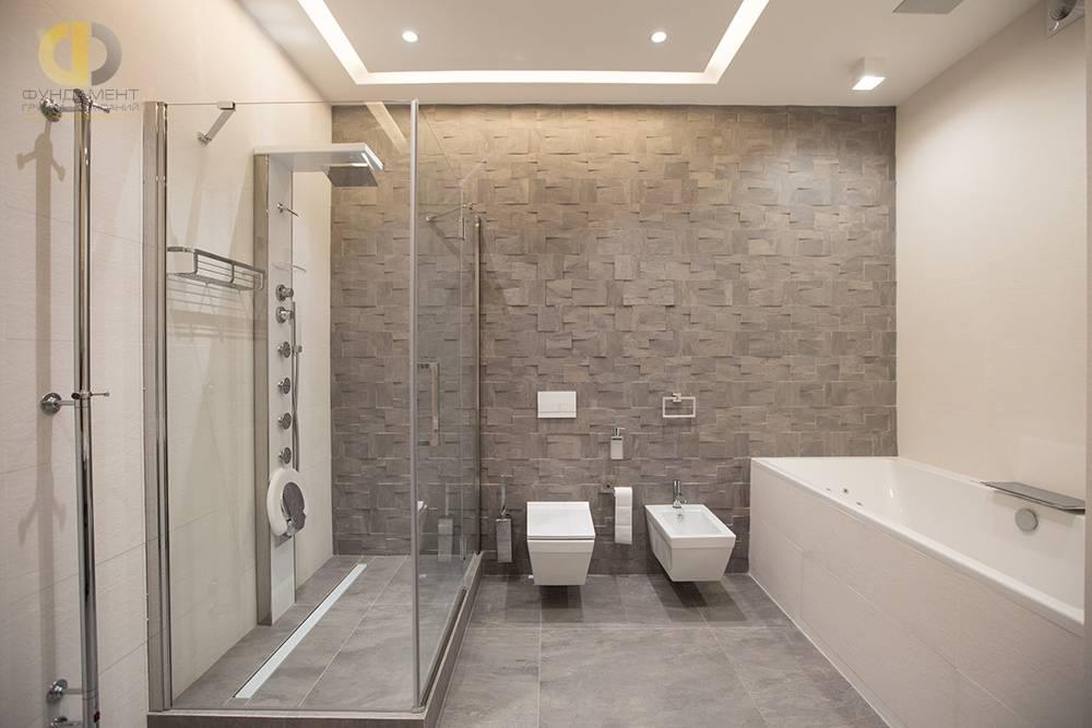 Ванна совмещенная с душевой кабиной 2 в 1 — фото, обзор моделей