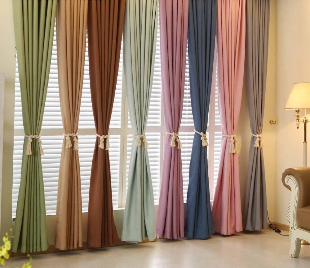 Как подобрать шторы к интерьеру и карниз для них: на кухню, в спальню, гостиную и др