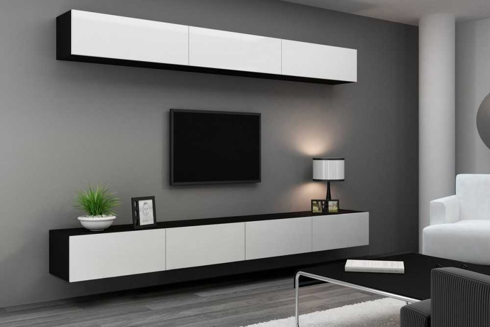 Современные тумбы под телевизор в гостиную комнату - как выбрать лучшую модель?