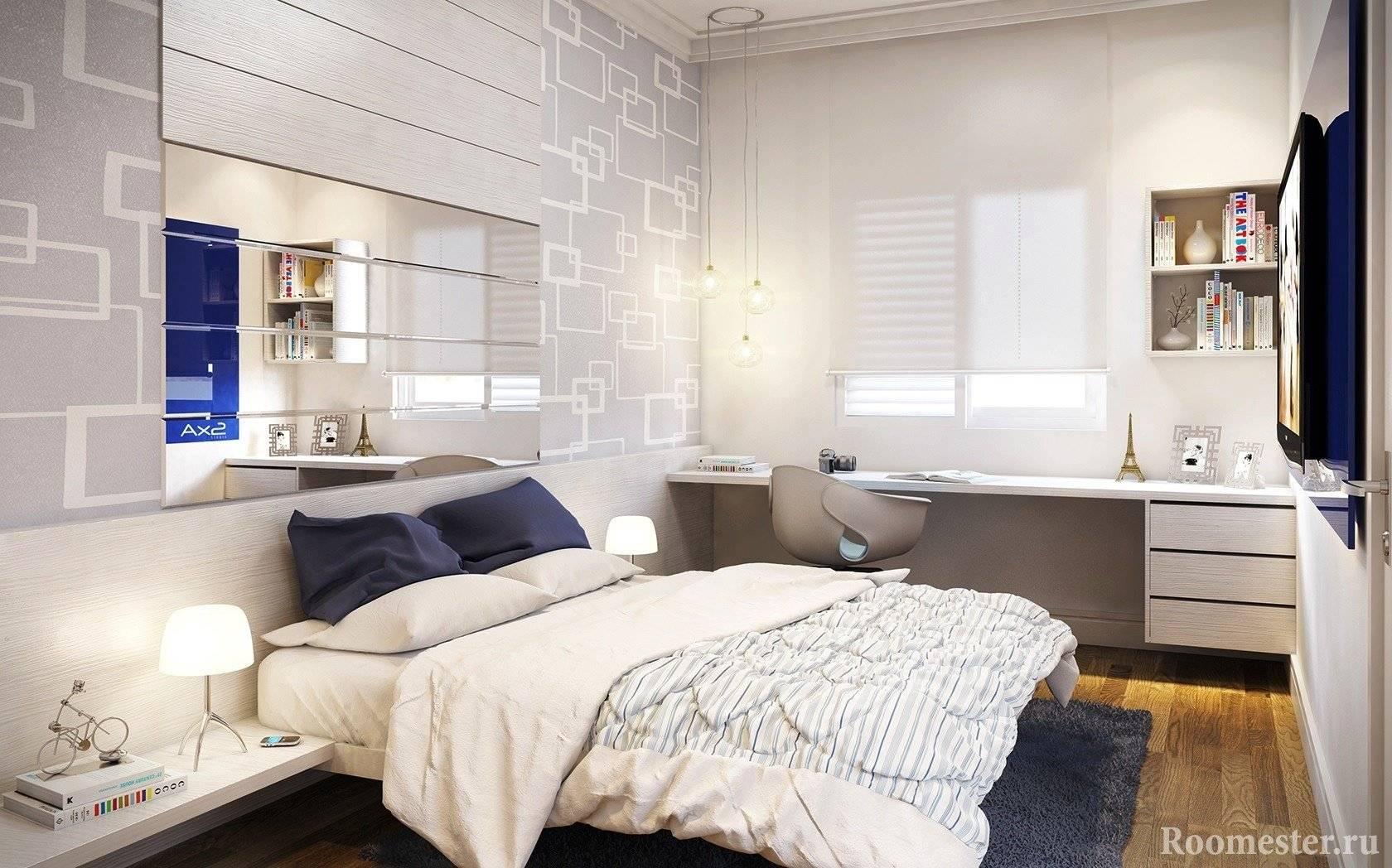 Декор спальни: 95 фото стильного оформления спальни из подручных материалов
