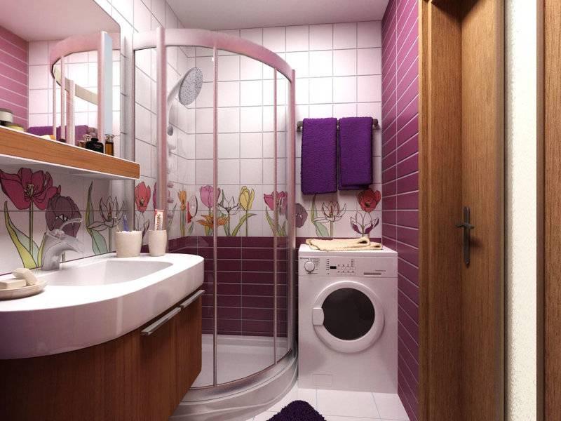 Ремонт ванной комнаты в «хрущевке»: преображение устаревшего интерьера