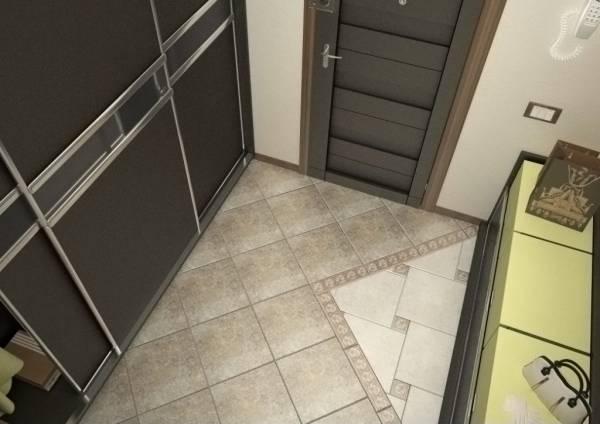 Напольная плитка для кухни и коридора: как ее выбирать и правильно укладывать?